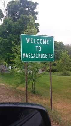 Made it to MA
