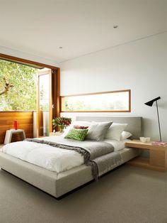 Seu quarto deve ser o lugar onde você vai para relaxar e escapar do stress do dia a dia. Quando projetado corretamente, os quartos são santuários tranquili