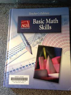 Basic Math Skills Teacher Edition