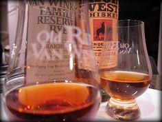 Battle Rye: Van Winkle Family Reserve vs. High West Rendezvous by biskuit, via Flickr