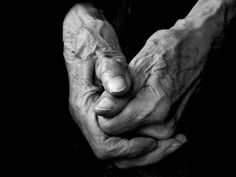 Such a beautiful series of photos of elderly hands...each one is like a story.