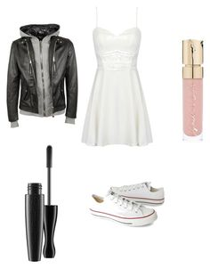 """""""Percabeth Date"""" by cheetahloverlol on Polyvore featuring Converse, Philipp Plein and Smith & Cult"""
