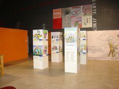 2008-09-01 DD.HH. en Coria. Exposición