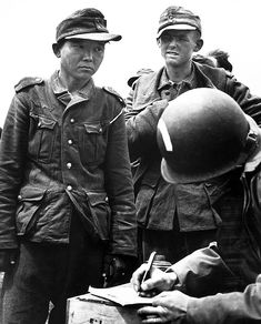 Korea. 1938. The country is under Japanese Imperial control, and you're forced into the Japanese army and forced to to fight the Russian Red Army in Manchuria. You're captured by the Red Army. Then the Wehrmacht invade Russia. Yo're forced to fight the Germans. Then you're captured by the Germans - and forced to work on the Atlantic Wall. Until the Allies land in 1944 and capture you - and you are sent to a POW camp in Britain, before settling in the US. This happened to Yang Kyoungjong.
