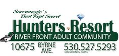 Hunters Resort just 10 minutes of Red Bluff, CA 12 acres of peaceful, riverfront…
