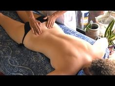 Back Massage Therapy How to for Sciatica Pain Relief Treatment - Psychetruth