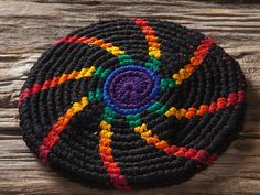 Buoyant Crochet Throwing Discs by Pocket Disc