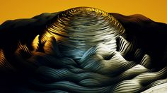 Intersting use of MoSpline to create disturbed waves. Very cool for animation!
