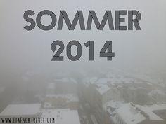 Sommer 2014 in Wien
