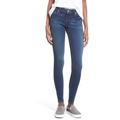787fa8813f STS Blue  Piper  Skinny Jeans (345 SEK) ❤ liked on Polyvore featuring jeans