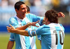 Lionel Messi Photos: Brazil v Argentina