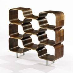 HIVE Modular Shelving Unit by Chris Ferebee