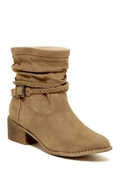 Bucco Pike Ankle Bootie