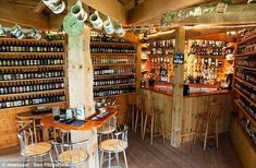 Pub sheds can be large and elaborate… | This Is How To Make Your Shed Into Your Own Private Bar