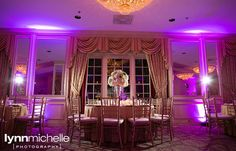 Lauren & Matt's reception at Warwick Melrose Hotel in Dallas! Photography by Lynn Michelle
