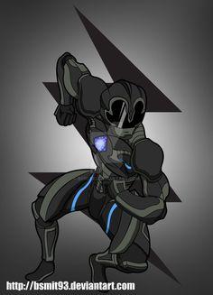 Black Ranger 2017 by bsmit93.deviantart.com on @DeviantArt