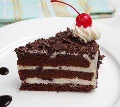 Torta Selva Negra Te enseñamos a cocinar recetas fáciles cómo la receta de Torta Selva Negra y muchas otras recetas de cocina..