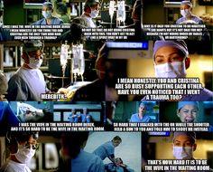 Grey's Anatomy = My FAVORITE show EVER! ♥