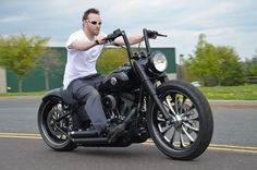 """2012 FatBoy Lo Build Thread – 2nd phase of mods – TONS of Pics! """"How to's"""" and tips - Harley Davidson Forums"""