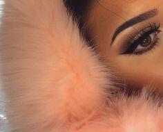 #beauty, #brunette, #eyeliner, #eyes, #glamour, #glitter, #makeup