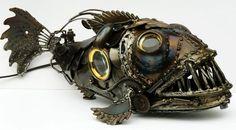 steam punk submarine - Google Search