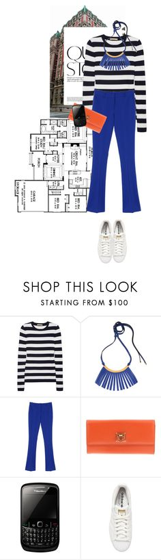 """""""Untitled #1253"""" by talita-roberto ❤ liked on Polyvore featuring Michael Kors, Marni, N°21, Salvatore Ferragamo and adidas Originals"""