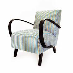Redesign Halabala chair www. Magazine Rack, Cabinet, Chair, Storage, Furniture, Home Decor, Clothes Stand, Recliner, Homemade Home Decor