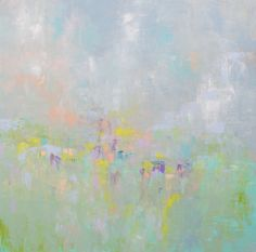 Abstract Landscape  You can bring me by SallyKellyPaintings, $200.00
