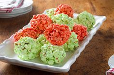 Feel free to tell everyone you made these Festive JELL-O Popcorn Balls for the kids. That's what we say, too—and it's partly true, isn't it?