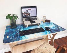 Portable Workstation, Work Station Desk, Home Desk, Work Tops, Folded Up, New Work, Behance, Profile, Range