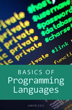 Aspiring computer scientist? Here's an easy read on the differences of programming languages. #programming #computer Computer Programming Languages, Basic Programming, Computer Coding, Python Programming, Computer Science, Arduino Programming, Linux, Computer Basics, Spas