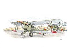 Aviones de la Guerra Civil Española: Caza