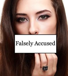 Innocent people can and do get falsely accused of #SexualAssault more often than you may think. #legal #law #rape
