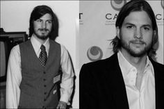 """Steve Wozniak is officially endorsing Ashton Kutcher to play Steve Jobs in an upcoming movie about the Apple co-founder: """"I'm glad that he's onboard."""""""