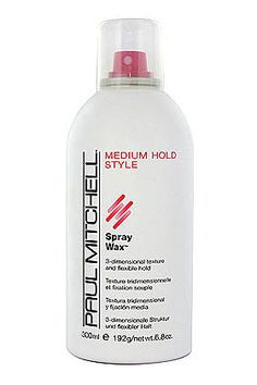 """$13.95  Readers say this spray wax is perfect for """"fine"""" and """"thin"""" hair that is oil-prone, because it is """"flexible,"""" """"workable"""" and """"doesn't weigh""""..."""