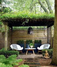 awesome 15 Small Courtyard Garden with Seating Area Design