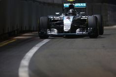 """""""Singapore was disappointing for the team. We were off the pace and then Lewis had to retire…"""" #NR6 #F1 #SingaporeGP"""