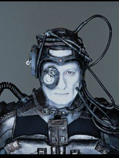 Q as a Borg. A Scary thought.