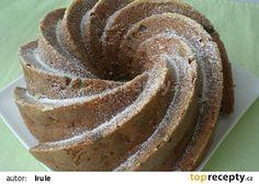 Božská bábovka recept - TopRecepty.cz Bunt Cakes, Czech Recipes, Pavlova, Ham, Pancakes, Food And Drink, Pudding, Sweets, Bread