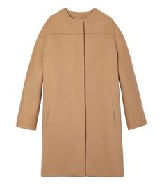 Fall Coat Trends: Camel – Derek Lam Camel Cashmere Coat. Shop our full guide at #ShopBAZAAR http://shop.harpersbazaar.com/trends/coat-boot-guide