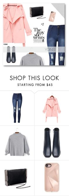 """He Had The Plowman's Strength In The Grasp Of His Hand - Yoins XXXVII"" by paradiselemonade ❤ liked on Polyvore featuring Rebecca Minkoff, yoins, yoinscollection and loveyoins"