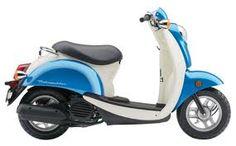 Honda Metropolitan Scooter, este modelo no llegó a México :(