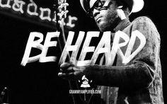 Gary Clark Jr. // Be Heard