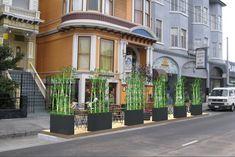 Divisadero Street Parklet   Pavement to Parks