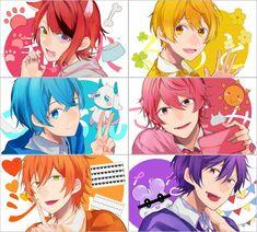 Vocaloid, Boys, Girls, Mary, Kawaii, Fictional Characters, Anime Guys, Anime Girls, Lugares