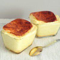 Готовим сырное суфле. ФОТО