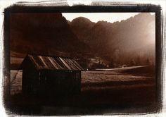 Chocolate Prints – Tirol on Canson Montval - Lidija Ivanek SiLa