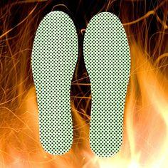 Knixmax Kids Wool Felt Insoles Warm Shoe Inserts for Boots Winter Shoes Big Kid 4//EU 35