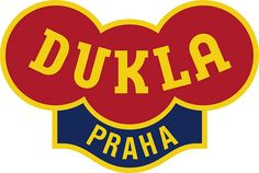 FK Dukla Praha | Country: Česká republika / Czech Republic. País: República Checa. | Founded/Fundado: 1958 | Badge/Crest/Logo/Escudo.