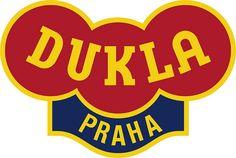 FK Dukla Praha | Country: Česká republika / Czech Republic. País: República Checa. | Founded/Fundado: 1958 | Badge/Crest/Logo/Escudo.
